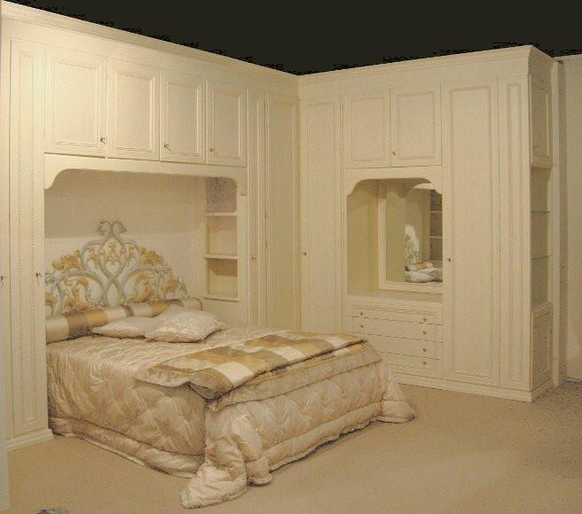 camera da letto a ponte classica