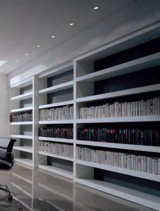 Libreria su Misura MAXXI.