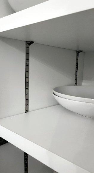 Interno cucina su misura progettata da locascio arredamenti su misura